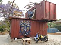 Cafe Container Nepal