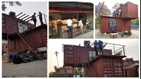 20' Cafe Container Nepal