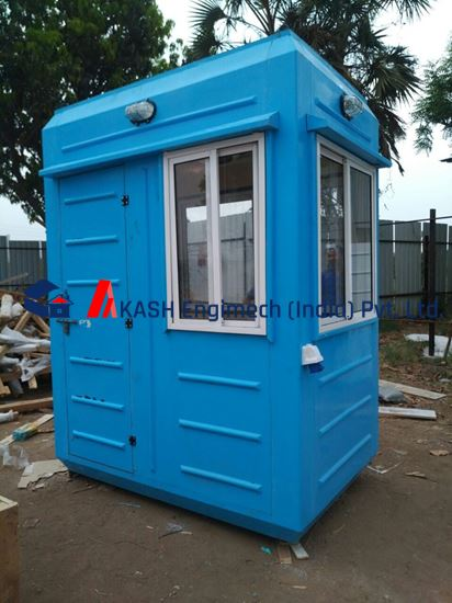Picture of FRP Security Cabin