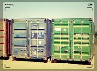 20' Feet Used Storage Container