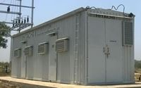 Picture of Solar Panel Room Container