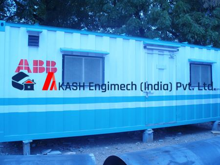 Picture for category Rental Porta Cabin/ Containers