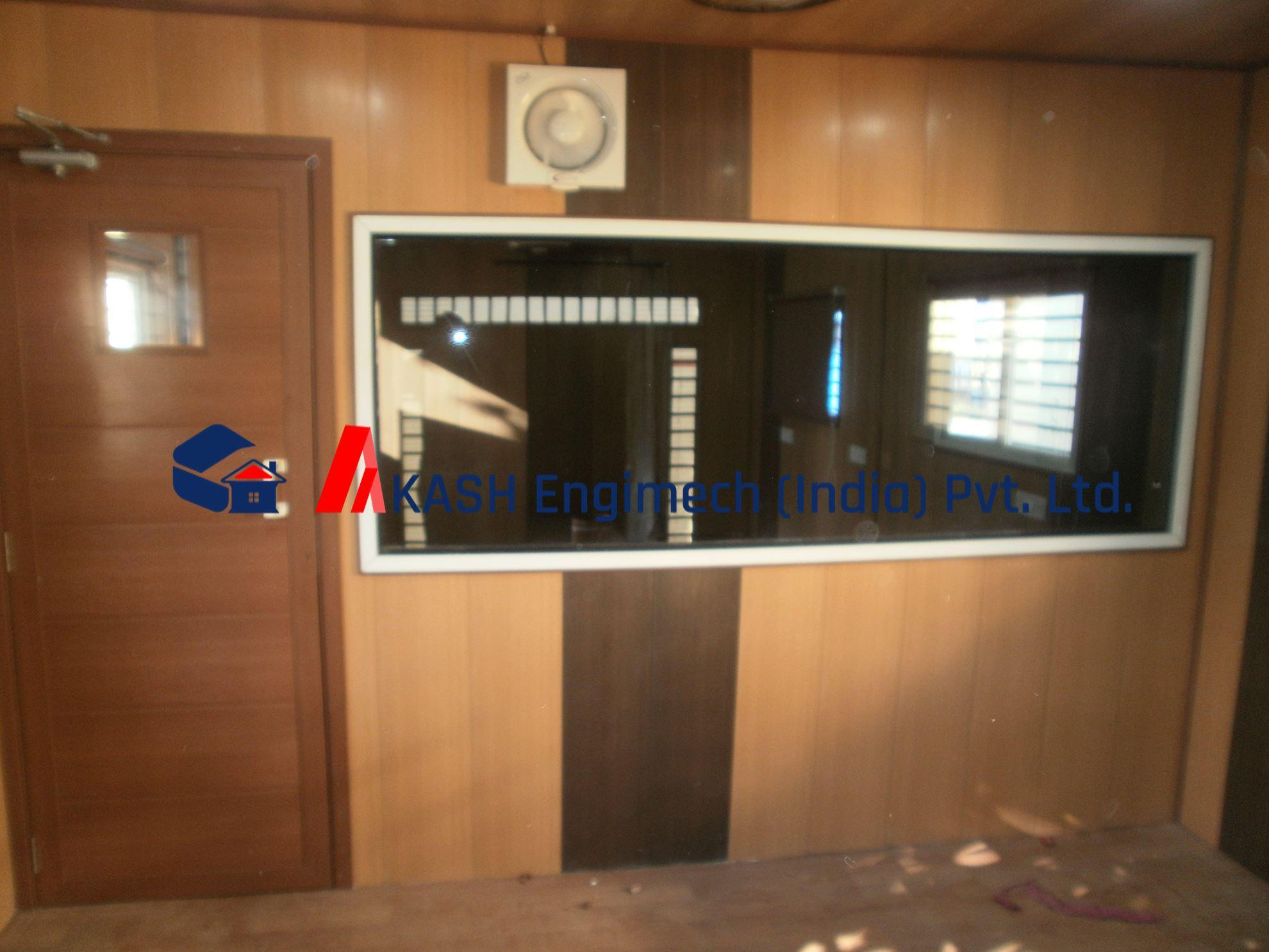 Akash Engimech India Pvt Ltd Mobile Office