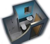 Picture of bathroom POD