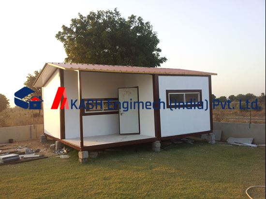 Picture of low cost housing