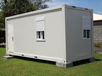 Cabin Container