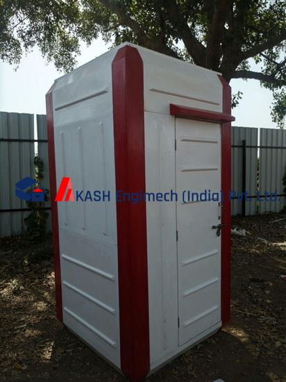 Picture of FRP portalbe toilet