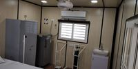 Picture of Portable Medical Hospital and Isolation Ward