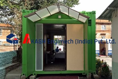Picture of Container House 20x10