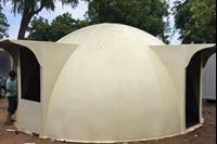 Picture of FRP Dome House