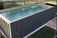 Fun Pools Container