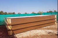 Picture of Mobile Swimming Pool