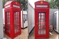 Picture of London Telephone Booth
