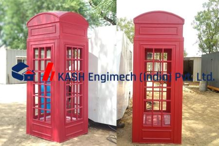 Picture for category Telephone booth