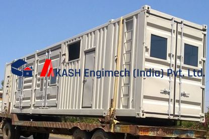 Picture of Genset Containers