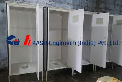 Picture of PVC Toilet