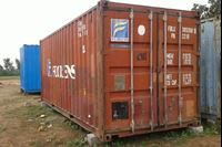 Picture of 20' Used Shipping Cargo Container