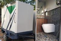 Picture of VIP Toilet Van