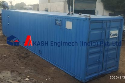 Picture of 40' ISO Container