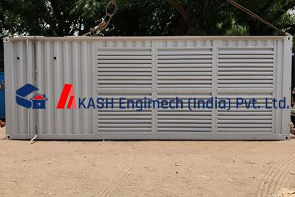 Picture of Equipment Container